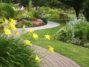 5 основных правил планирования сада
